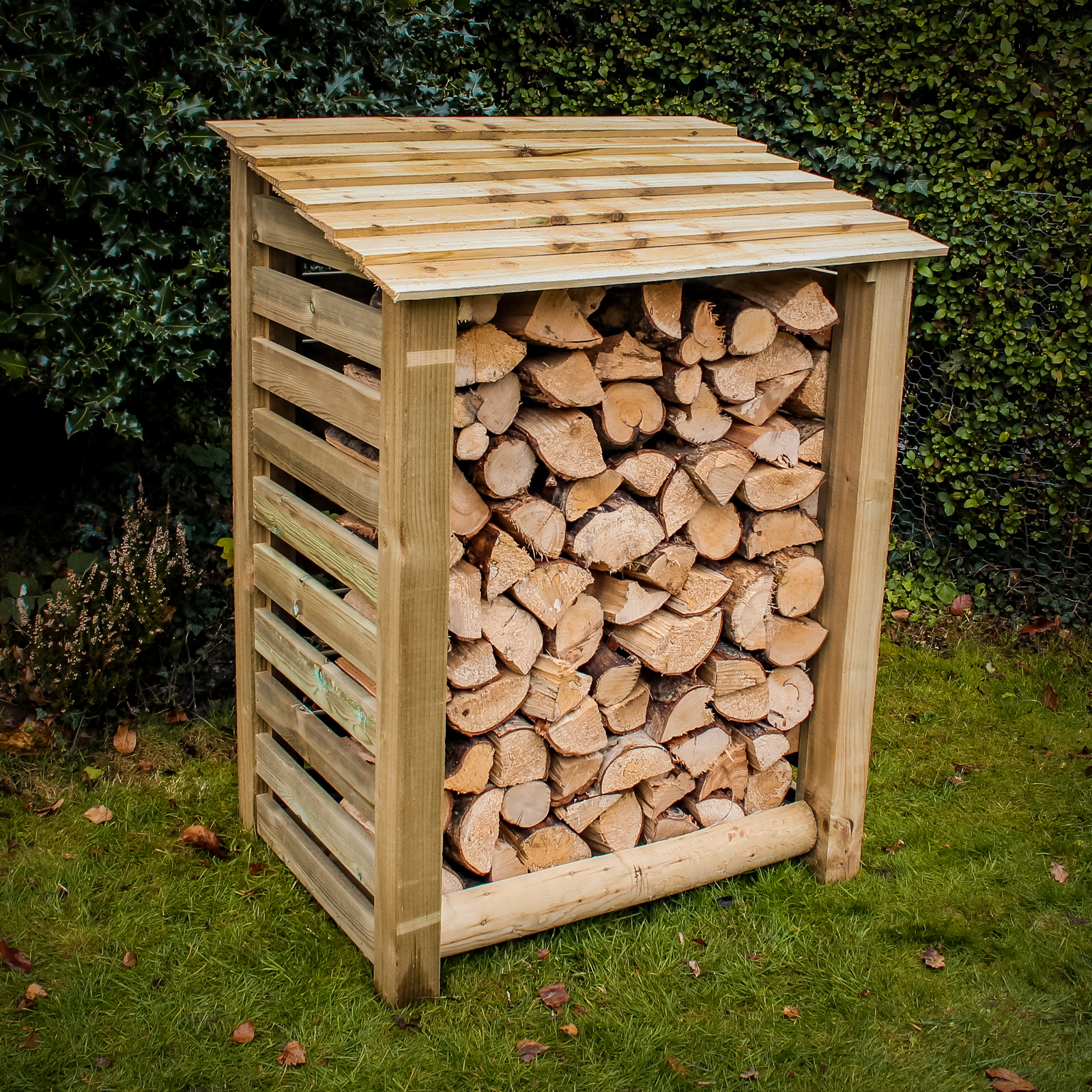 Log Stores Online Log Storage In A Wide Range Of Sizes