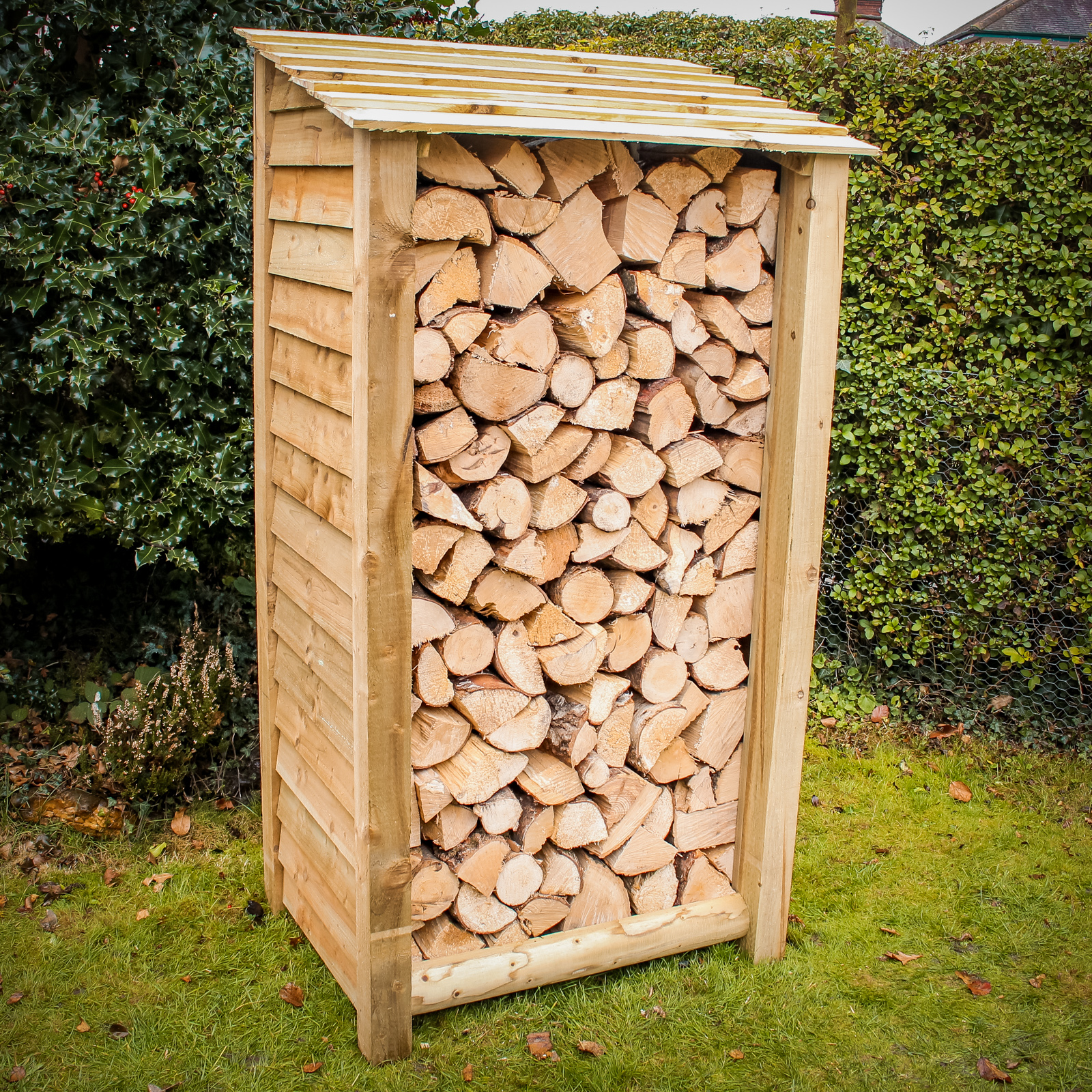Online Home Store: Standard Tall Log Store