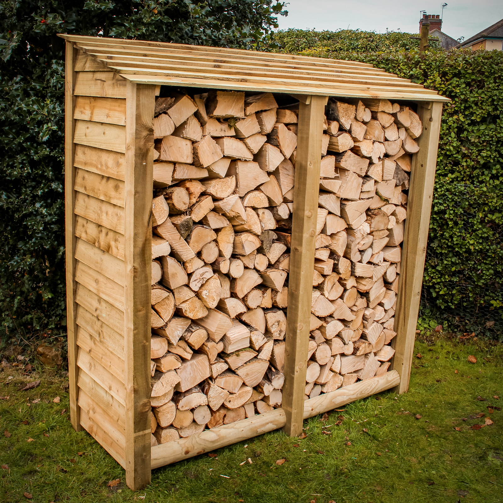 Household Stores: Double Tall Log Store