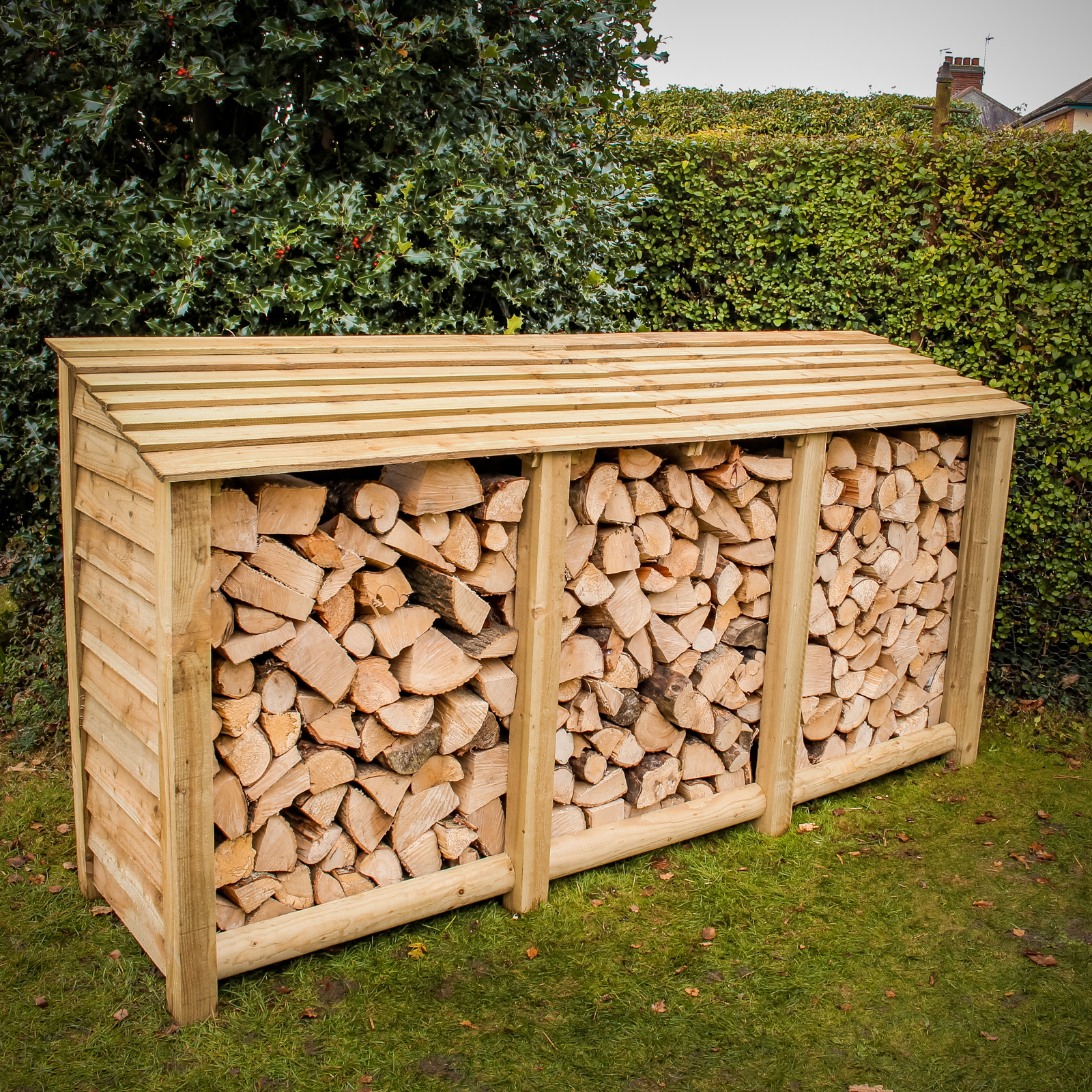 Online Home Store: XL Heavy Duty Log Store